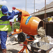 Concreting, mixing and compaction
